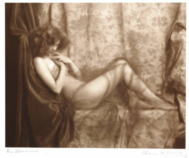 davis charles-henry-the dreamer-1910
