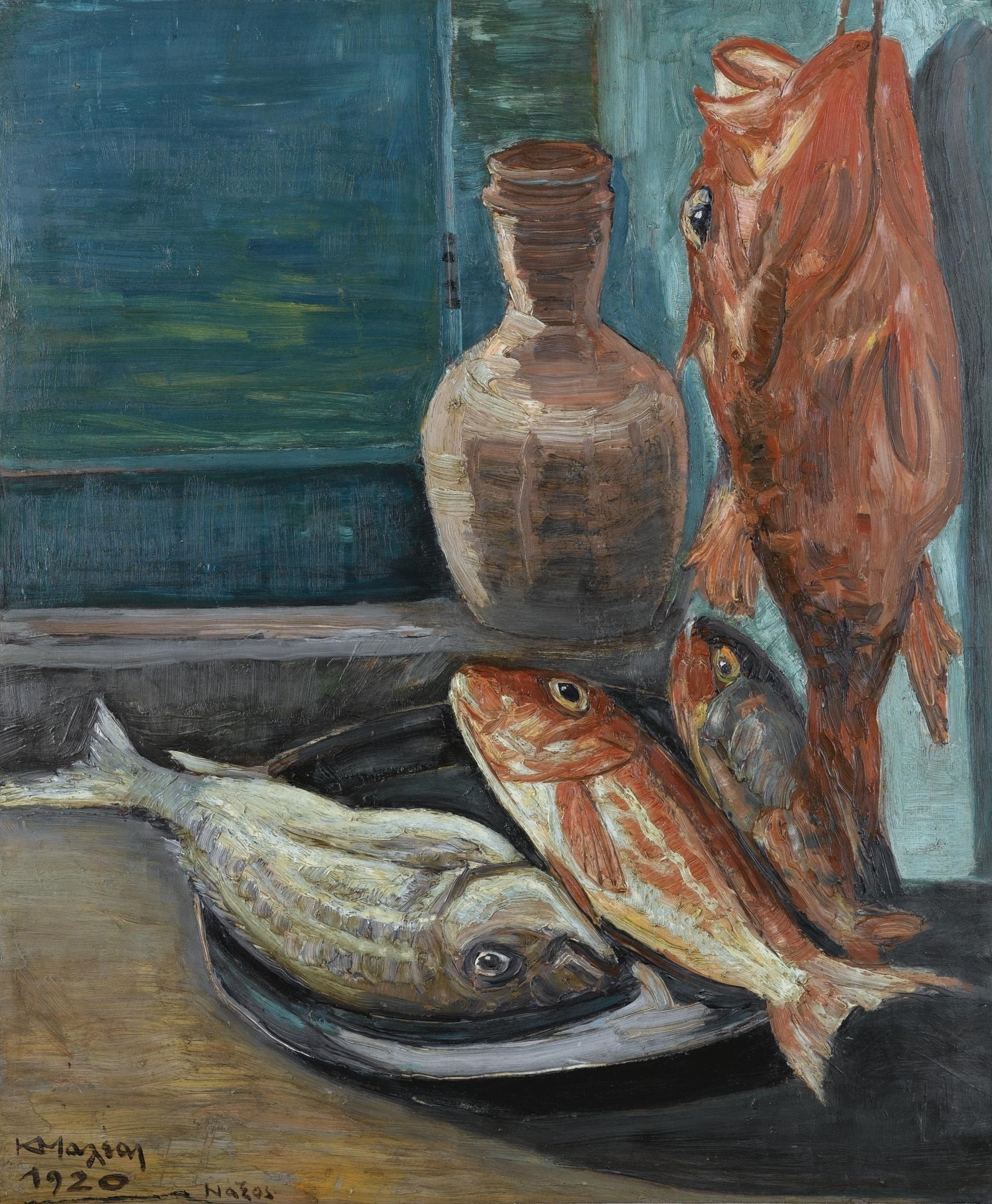 maleas-still-life-with-red-snapper-naxos-1920
