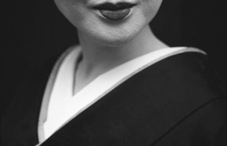 Geisha, 29x44, 500€ ©Gary Knight