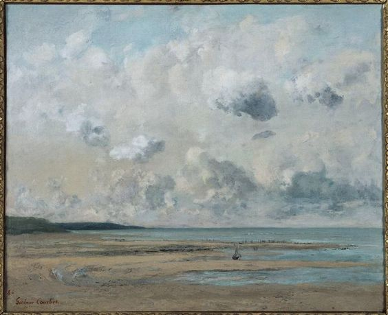 gustave-courbet-rives-in-normandy